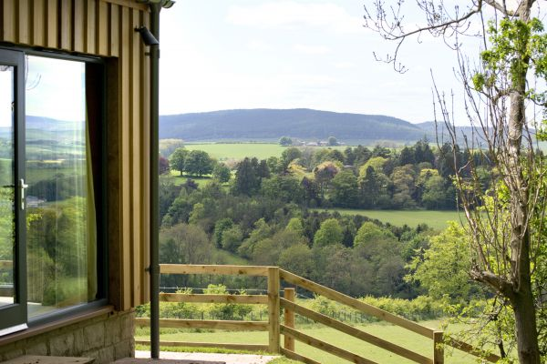 Lemmington Lodge Side View