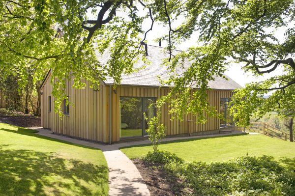 Lemmington Lodge Entrance