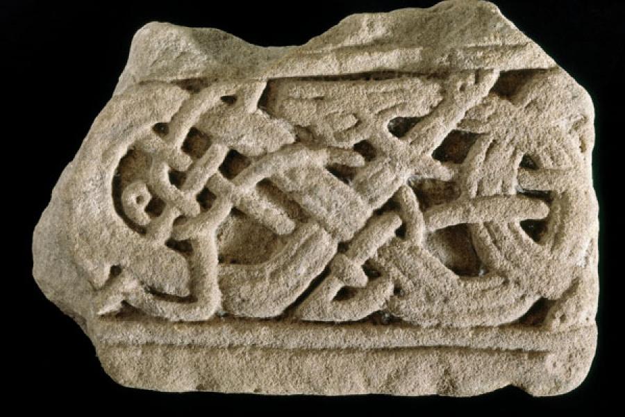 Lindisfarne stone
