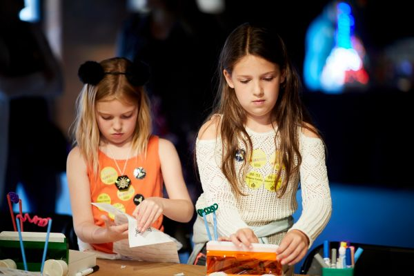 Little Inventors Takeover - Makers Day