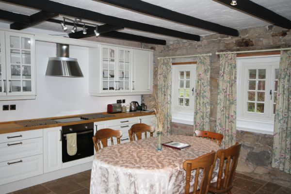 Coquet Cottage's Kitchen