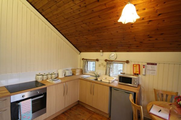 Reiver's Lodge Kitchen