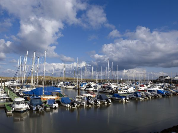 Sightseeing - Amble Marina