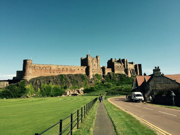 Historical - Bamburgh Castle