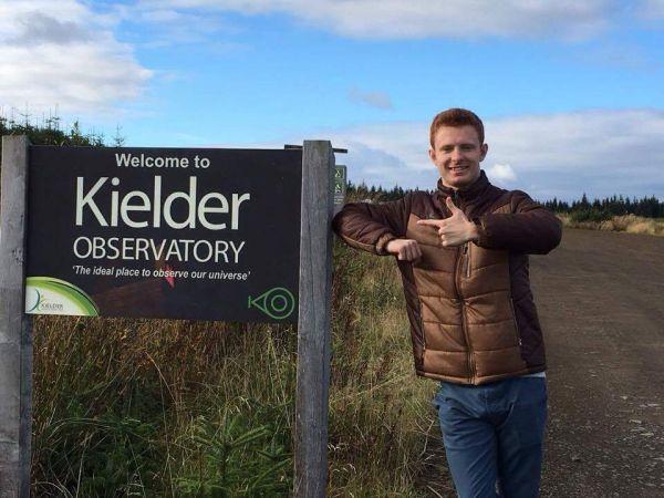 Stargazing Kielder Observatory