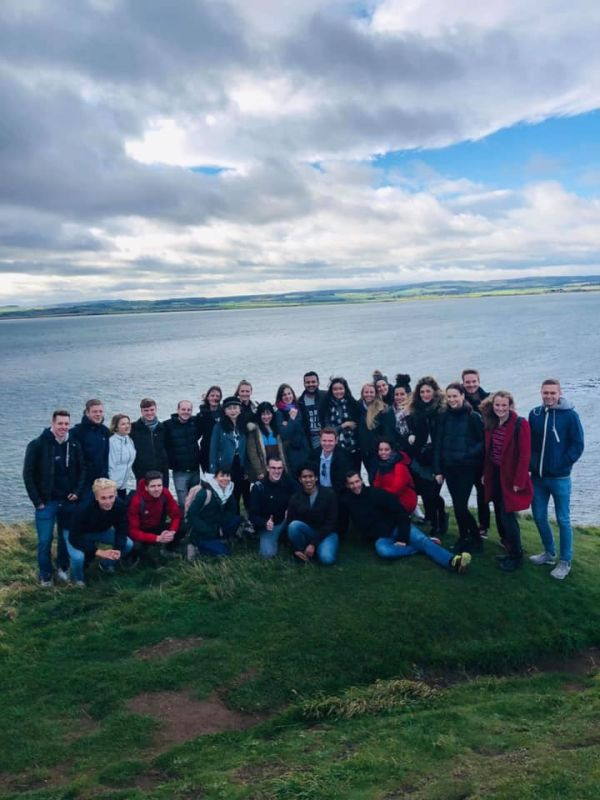 Stranded on Lindisfarne