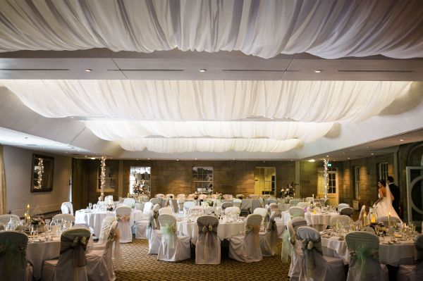 Linden Hall, Wedding Breakfast