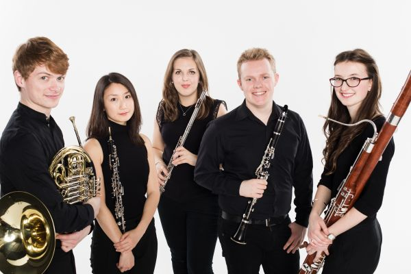 Magnard Ensemble Wind Quintet Concert