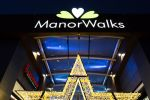 Manor Walks' Christmas Light Switch On