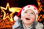 Manor Walks' Christmas Lights Switch On