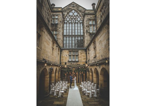 Cloister Ceremony (Sean Elliott)