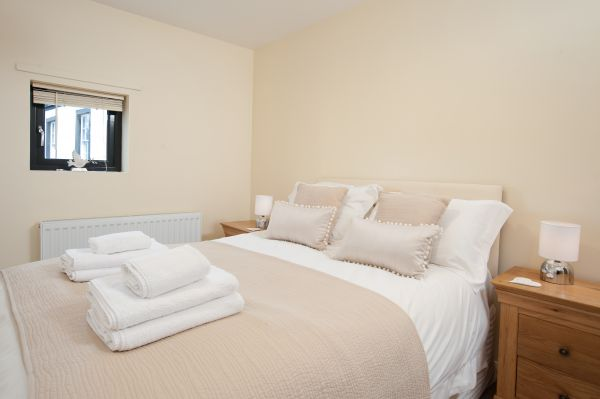 The Counting House - Double Bedroom