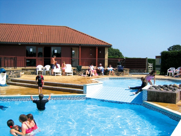 Waren Caravan & Camping Park is near St Aidan's Church