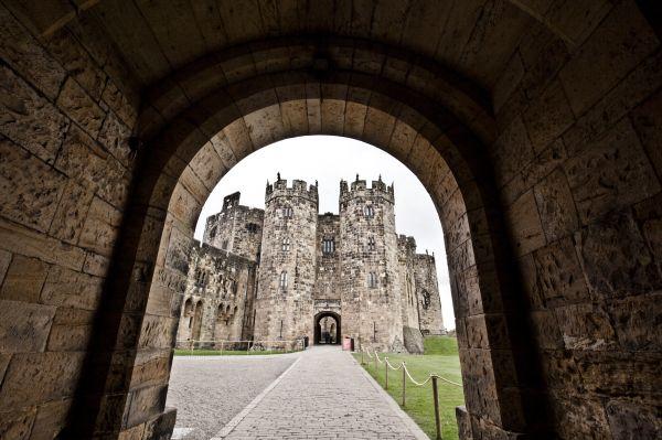Medieval Week at Alnwick Castle
