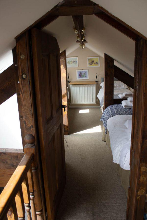 Reading Rooms Bedroom