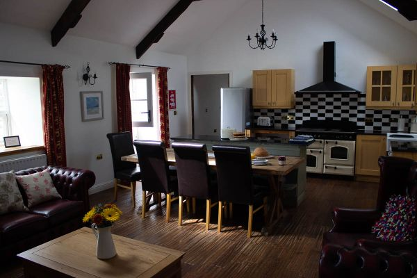Reading Rooms Kitchen
