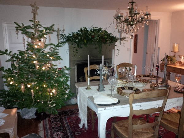 Christmas at Mill House