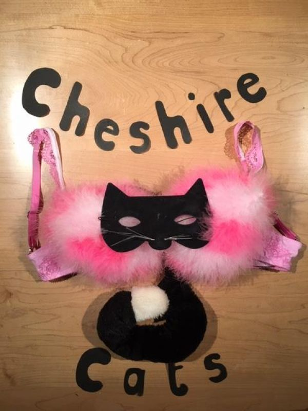 Mixed Bag Company: Cheshire Cats