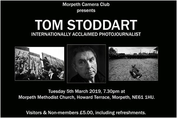 Morpeth Camera Club Special Event Evening