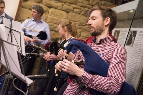 Northumbrian Pipers