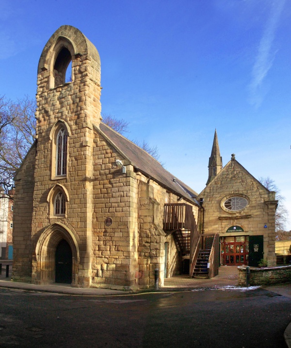 Morpeth Tourist Information Centre Chantry is near St Mary Magdalene's Church