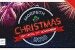 Morpeth Town Three day Christmas market