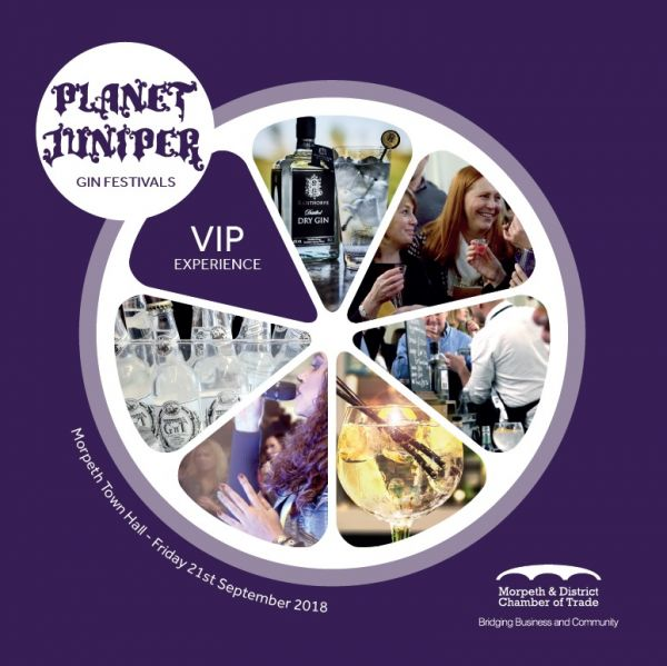 Morpeth VIP Gin Experience
