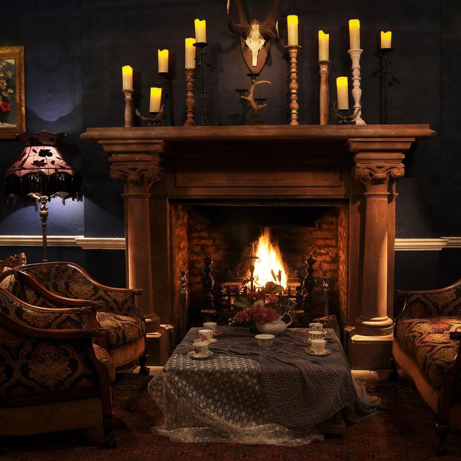Lounge at Newton Hall