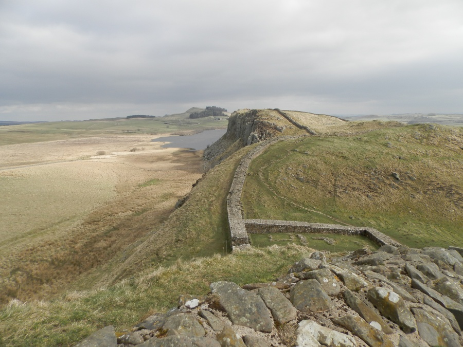 Milecastle 39 and Crag Lough