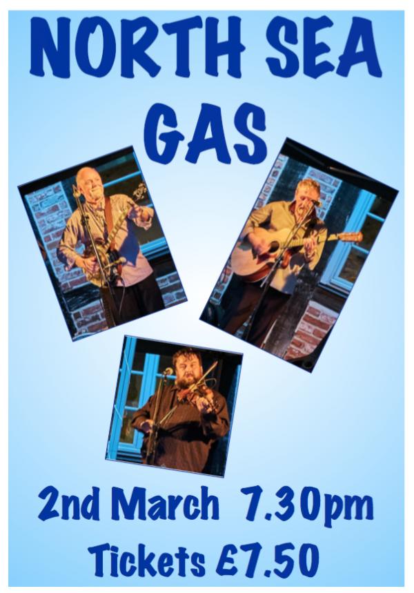 North Sea Gas
