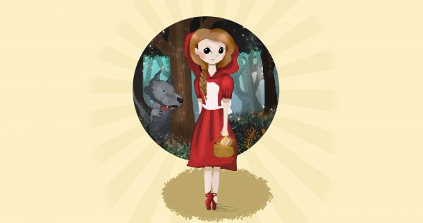 Northern Ballet: Little Red Riding Hood