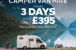 Northumberland Campervan Hire