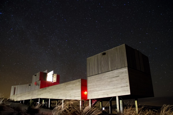 Northumberland Dark Sky Park is near Border Forest Holiday Park