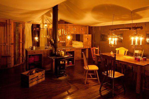 Northumberland Farm accommodation