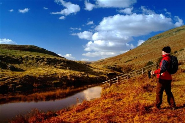 Great outdoors is near Breamish Valley Cottages
