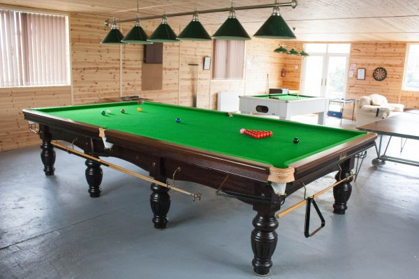 Shepherds Cottage Games Room