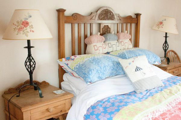 The Bothy Bedroom