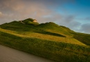 Northumberlandia near Cramlington is near The Cheese Loft Café