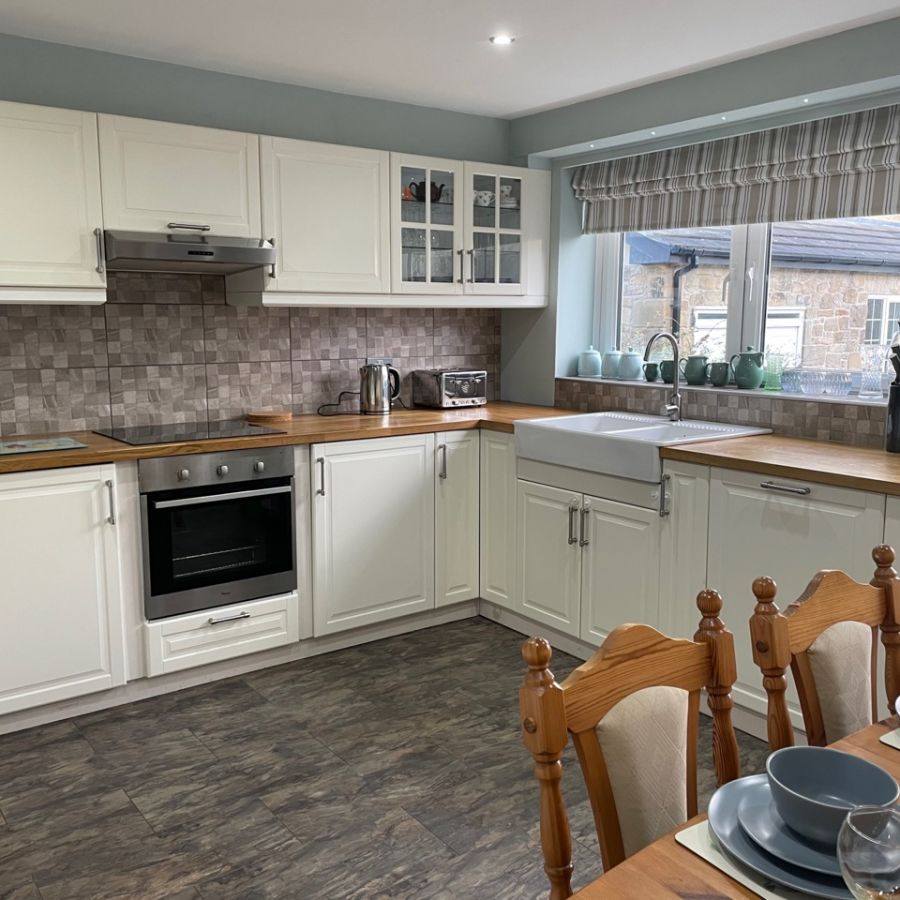 West Percy House Kitchen