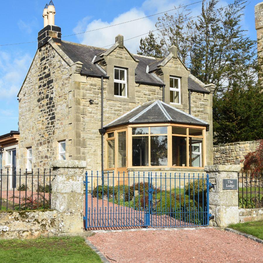 The Lodge, Elsdon
