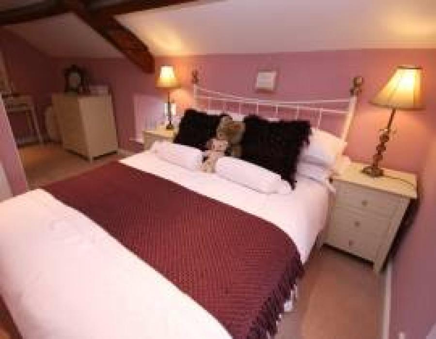 Double bedroom Coach House