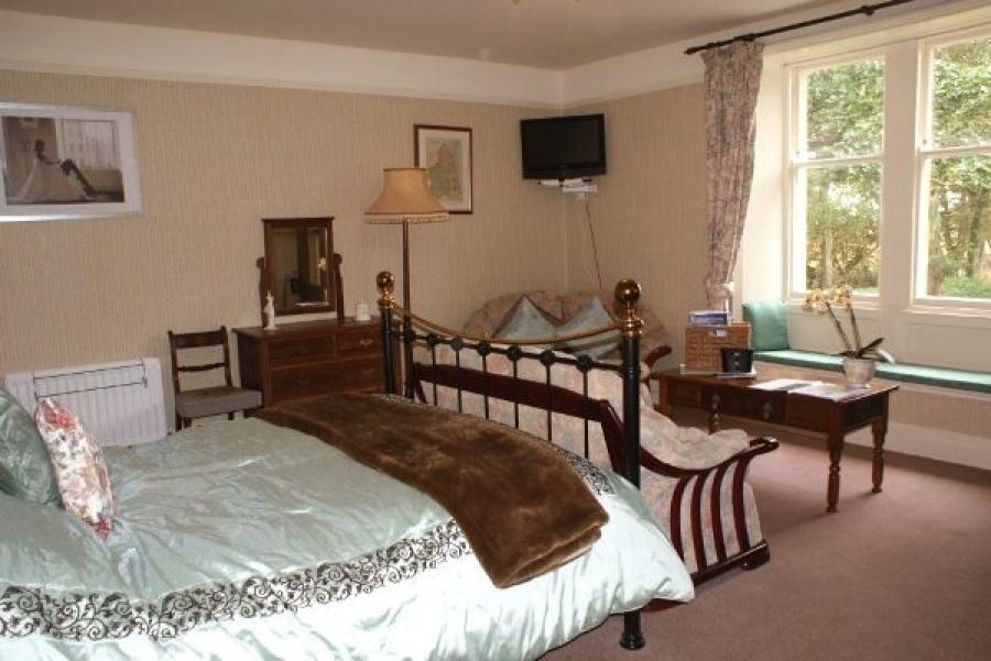 The Jill Bedroom
