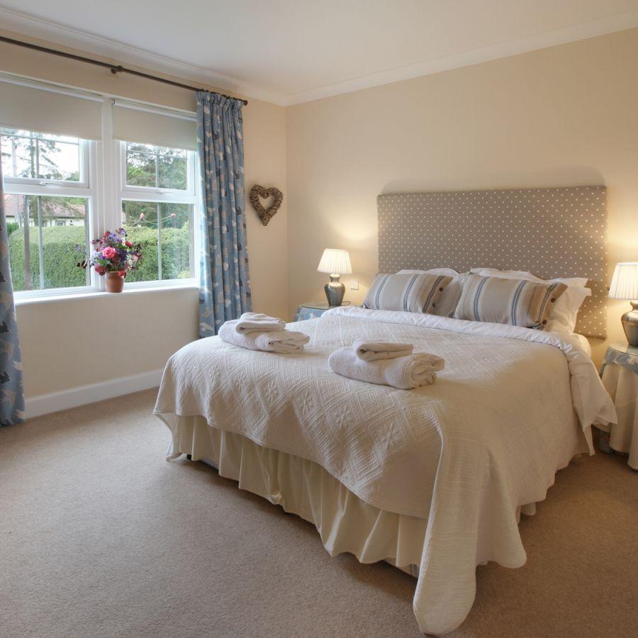 Sandpiper Cottage bedroom
