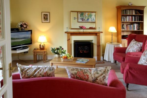 Puffin Cottage sitting room