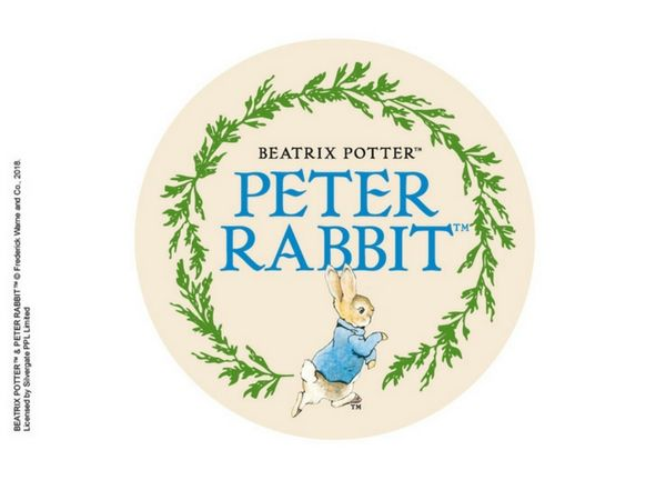 Peter Rabbit™ at Manor Walks!