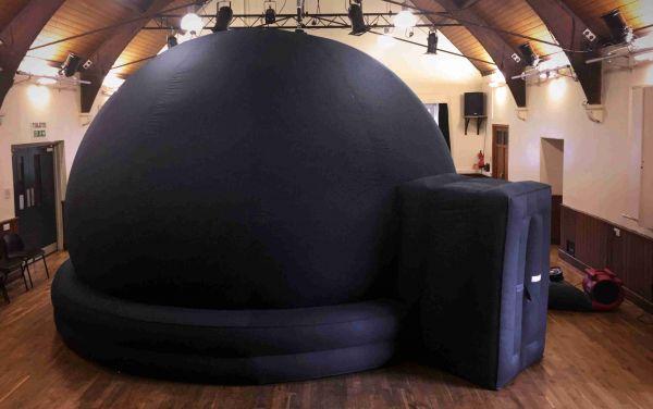 Pop-up Planetarium @ Alston