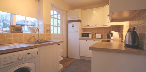 Kitchen at Porthole