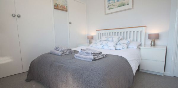 Master Bedroom at Porthole