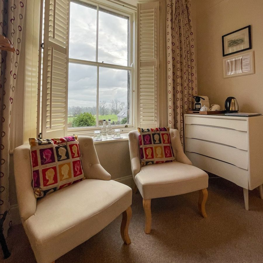 Post Office House double room