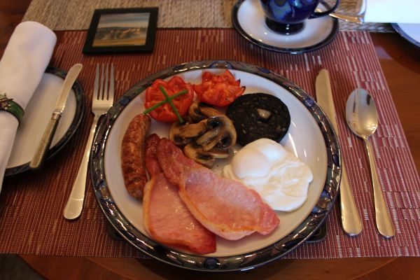 Full Northumbrian breakfast